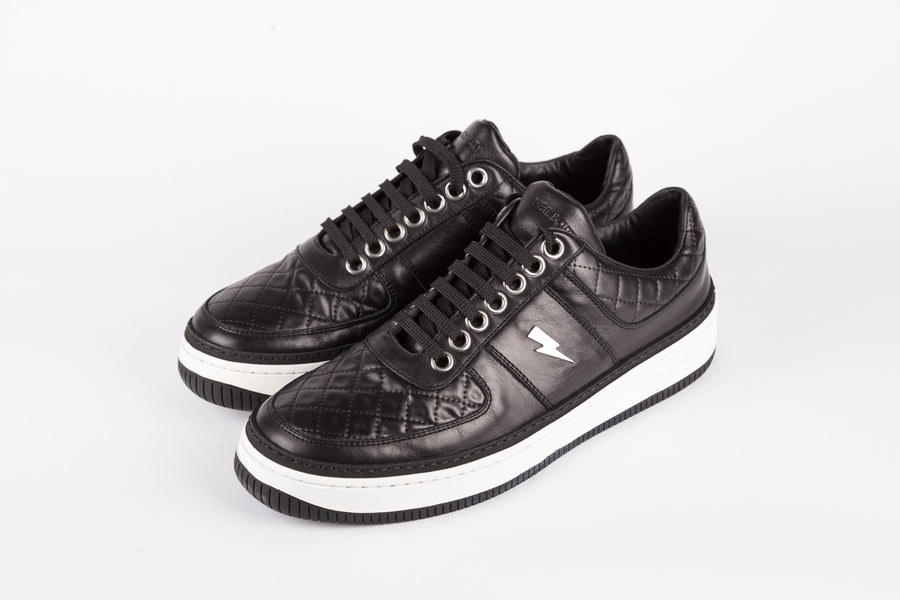 Neil Barrett-City Low Top Sneakers