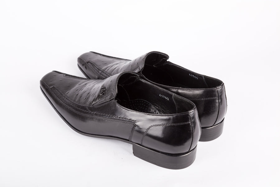 Mario Bruni-Tripon Nero Shoes