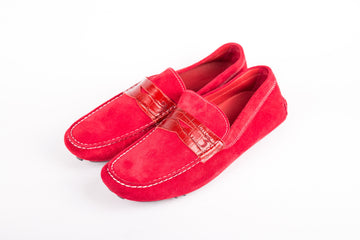 Billionaire-Suede Loafer