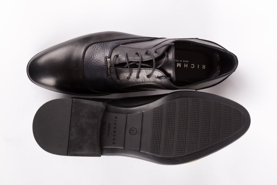 John Richmond-Vitellino Nero Shoes