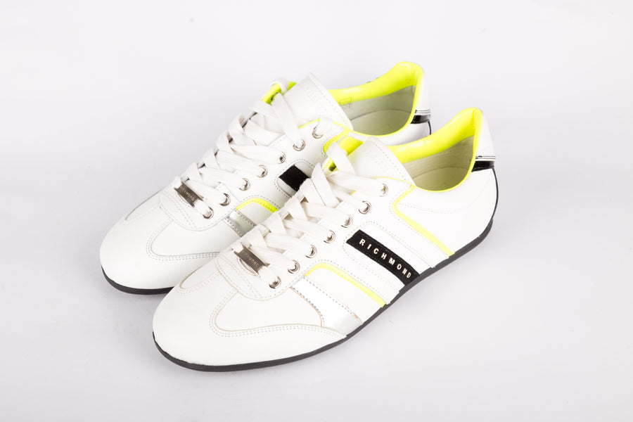 John Richmond-Richmond Vara A Sport Calf Sneakers