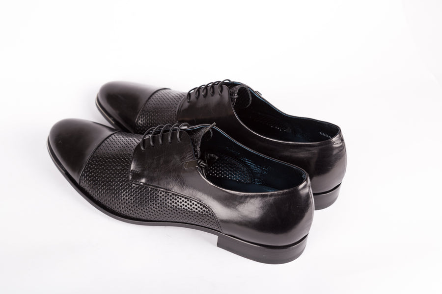 Fabi-Couture Nagoya Nero Shoes
