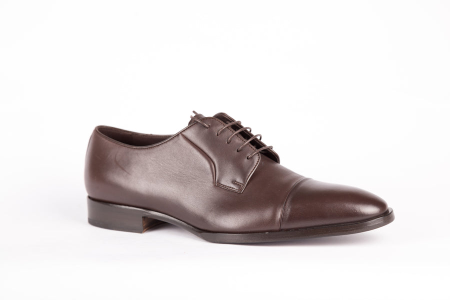 Ralph Lauren-Gittens Dark Brown Soft Classic