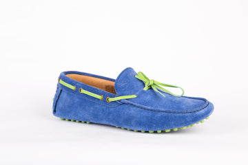 Etro-Crosta Bis Blu Loafer