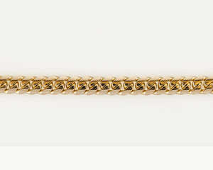 "14k Yellow Gold Miami Cuban Link Bracelet 8 ½"" 10.1mm"