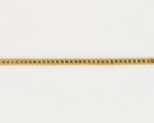 "14k Yellow Gold Miami Cuban Link Bracelet 8 ½"" 5.3mm"
