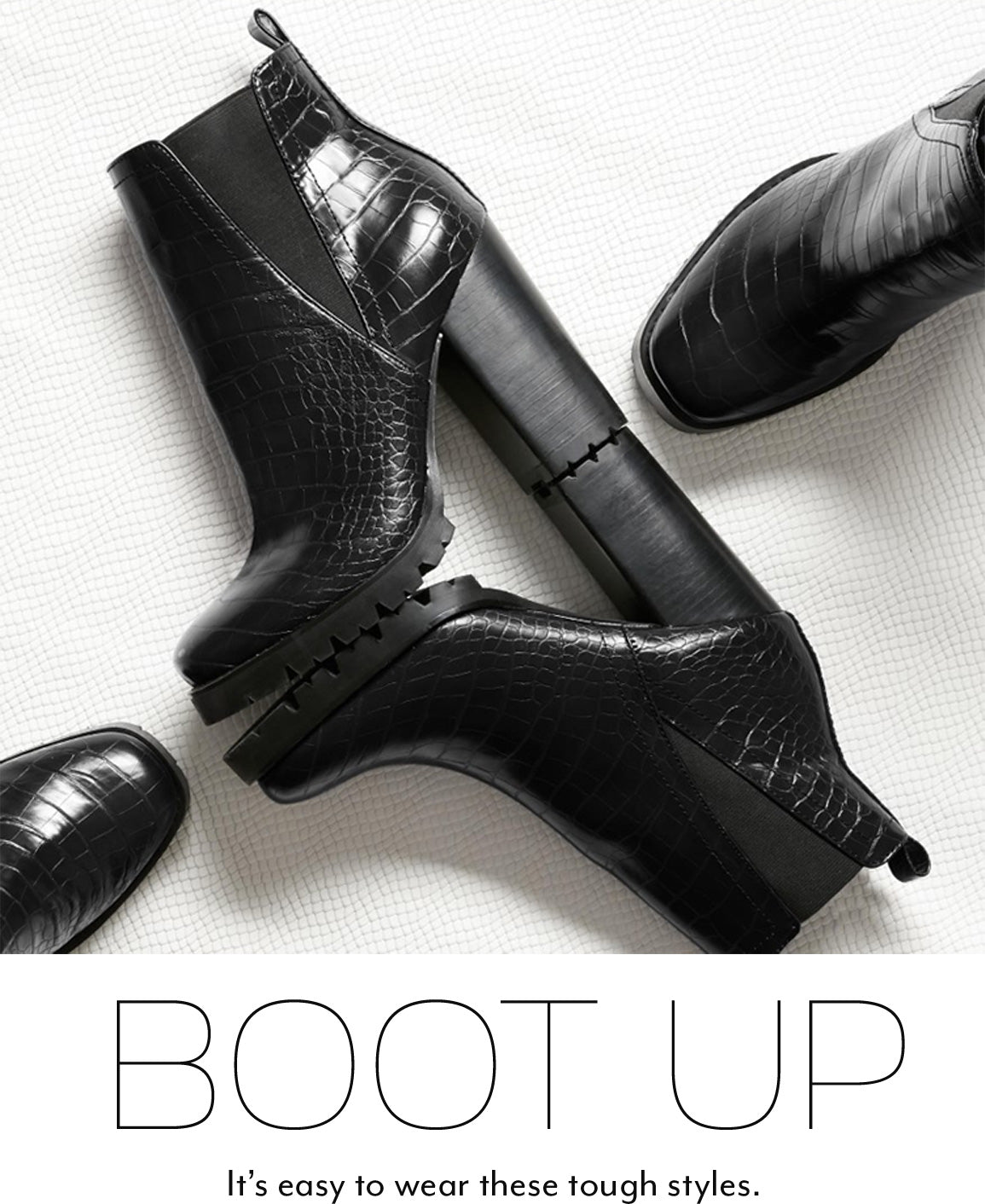 Boot Up Banner Mobile