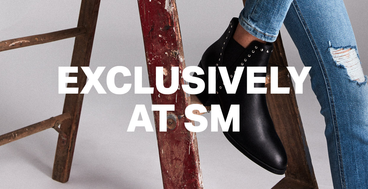 MEN'S - EXCLUSIVELY AT SM