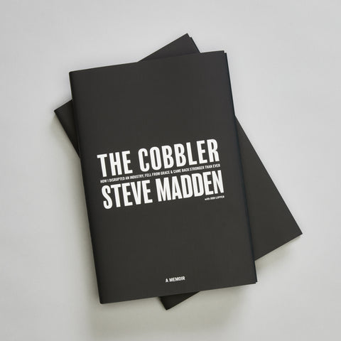 THE COBBLER HARDCOVER