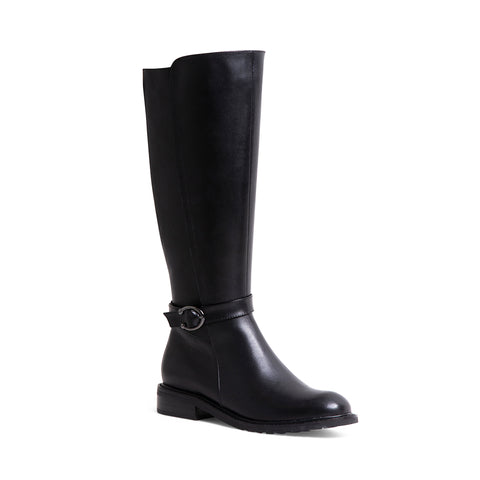 ARI WATERPROOF BLACK LEATHER