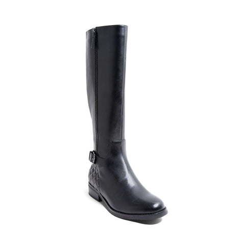 BIBI WATERPROOF BLACK LEATHER