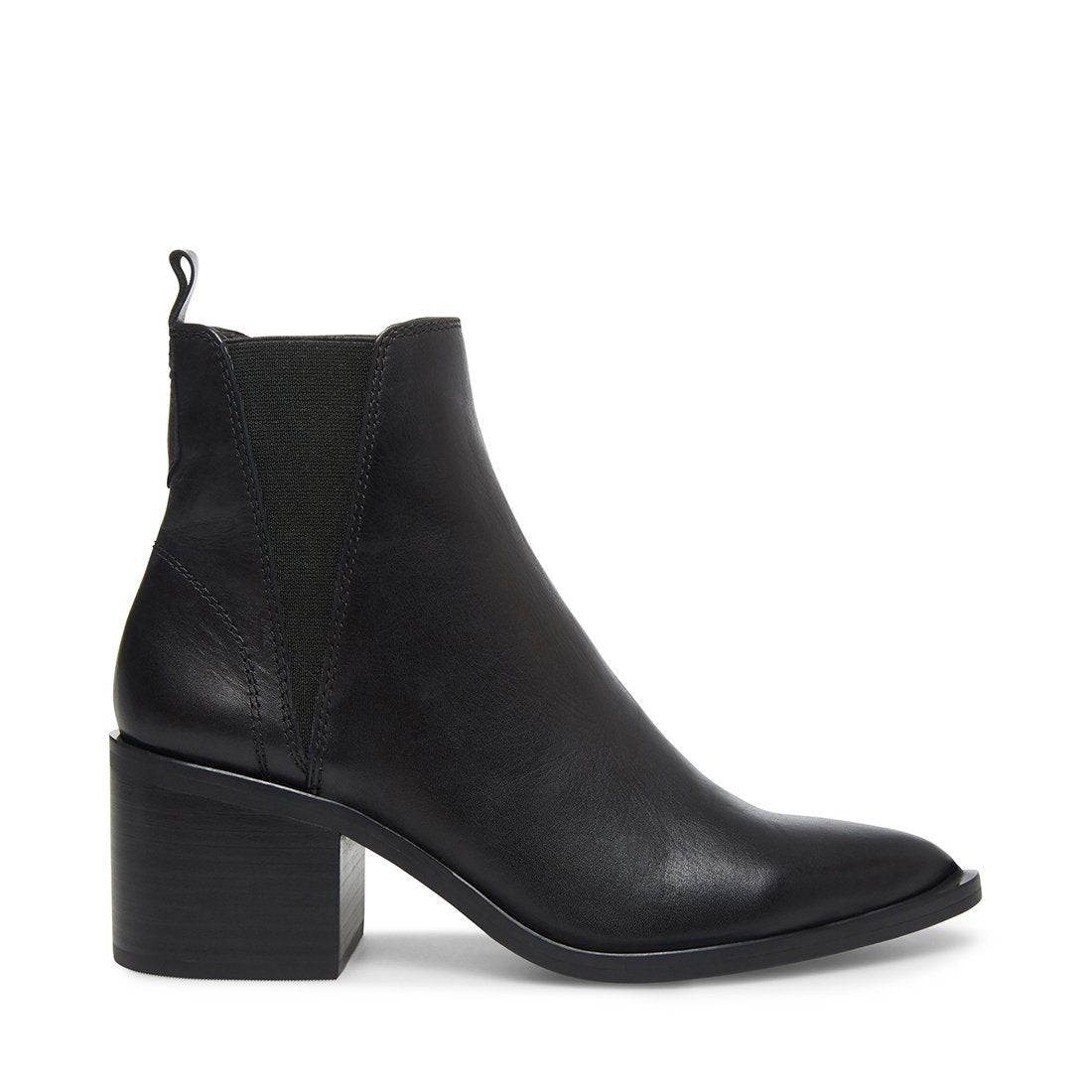 Audience Black Leather by Steve Madden