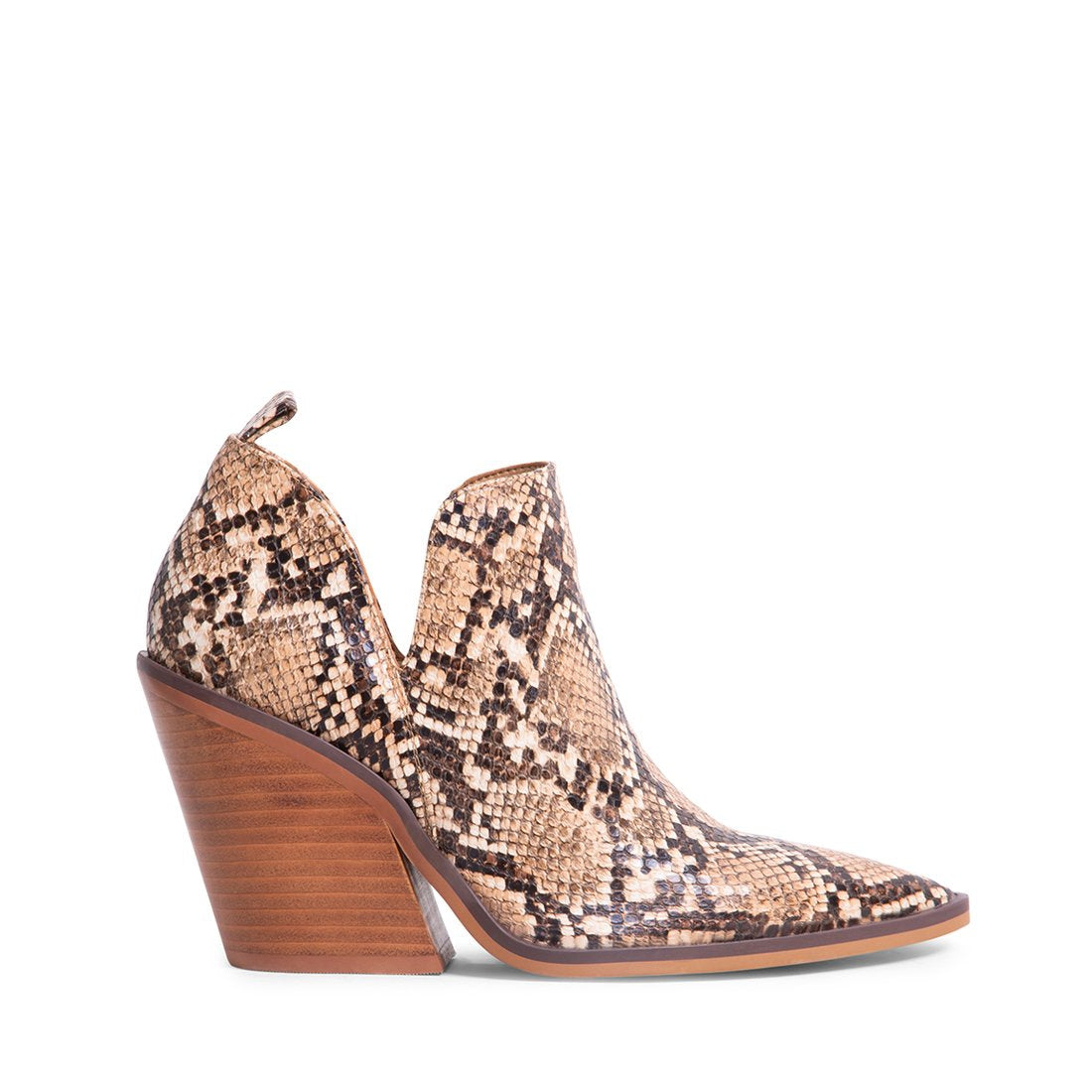 Charlise Brown Exotic by Steve Madden