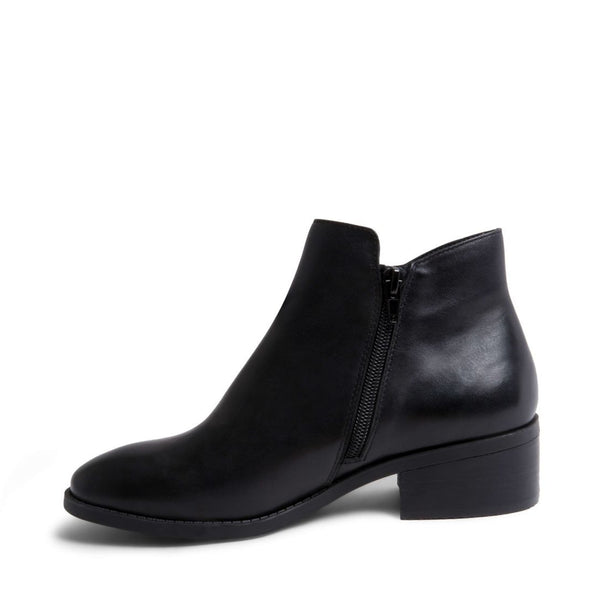 bf6be126c43 DACEY BLACK LEATHER