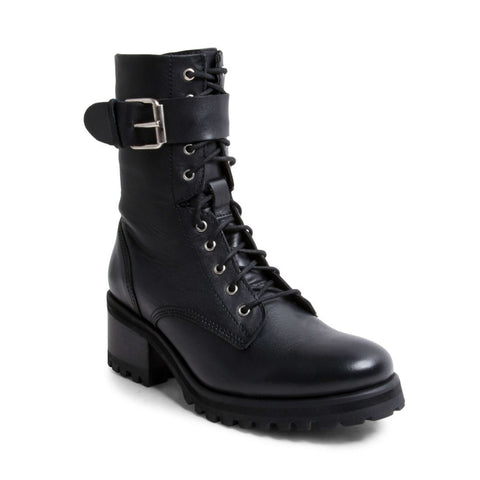 GRIFFEN BLACK LEATHER