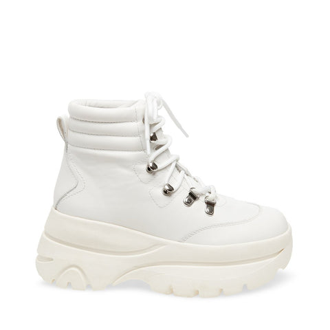 HUSKY WHITE LEATHER