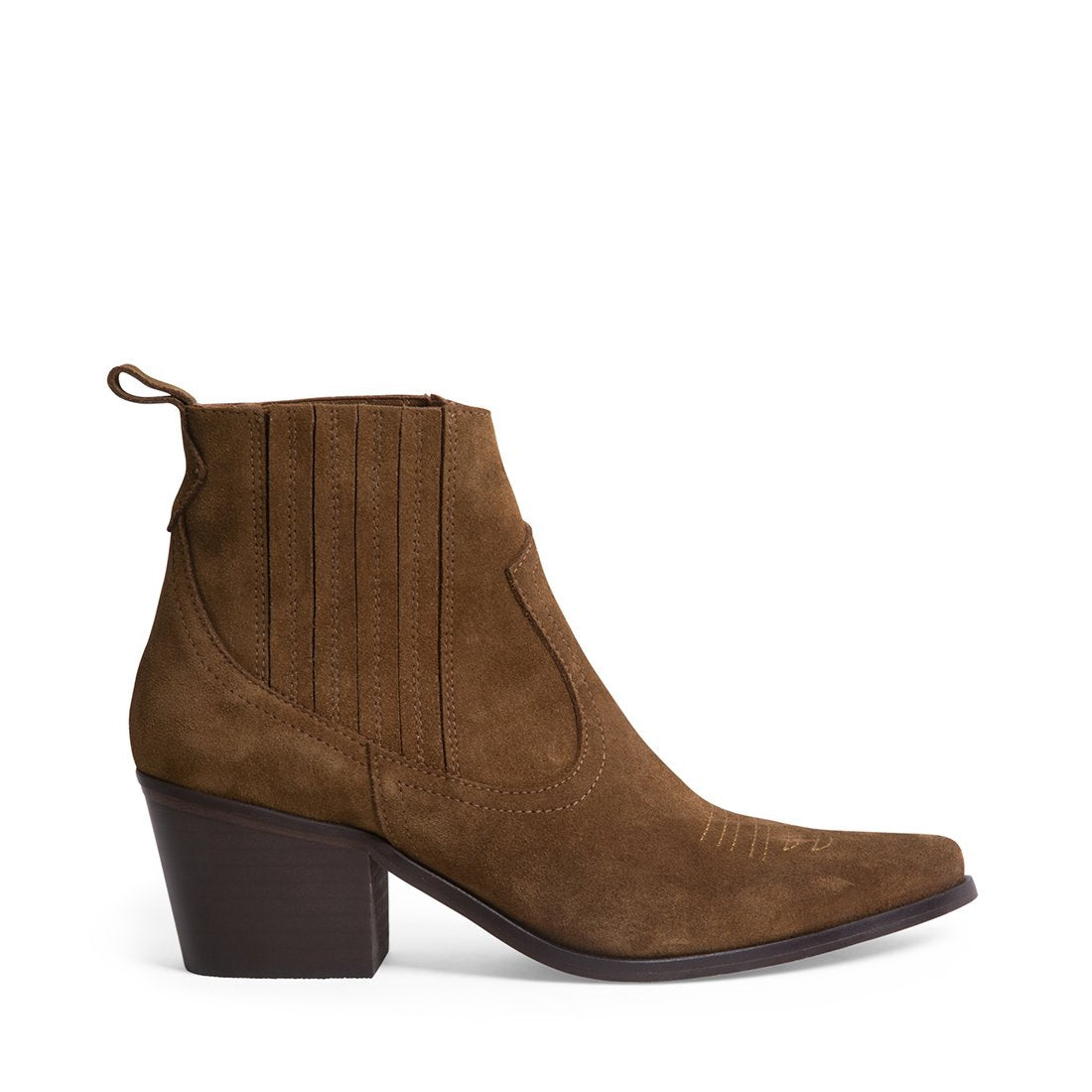 Montana Tan Suede by Steve Madden