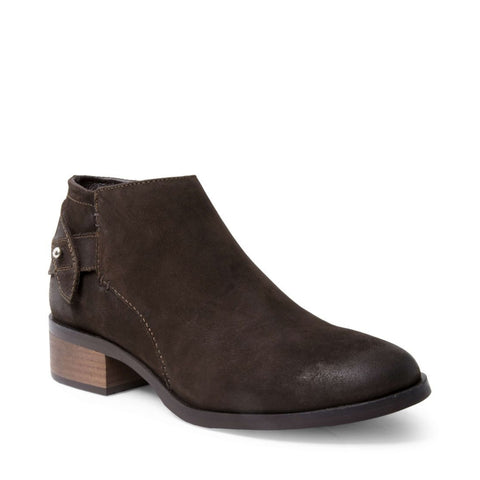 NICKS BROWN NUBUCK