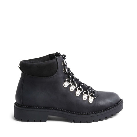 RADIANT BLACK NUBUCK