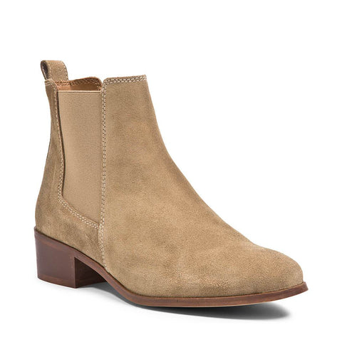 YASMINE TAUPE SUEDE