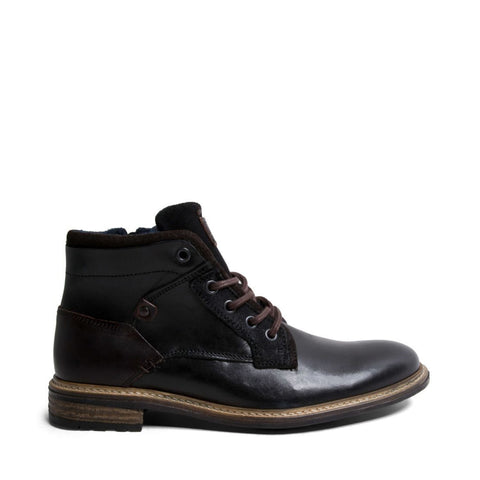 BARDD BLACK LEATHER