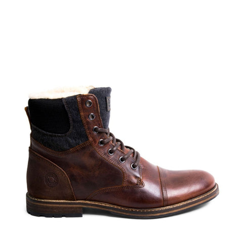 BARRIKF TAN LEATHER