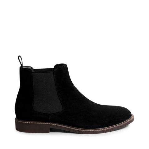 BONFIREE BLACK SUEDE