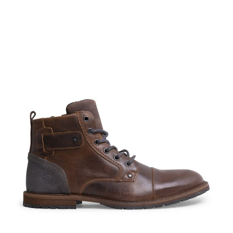 BROCKK BROWN LEATHER