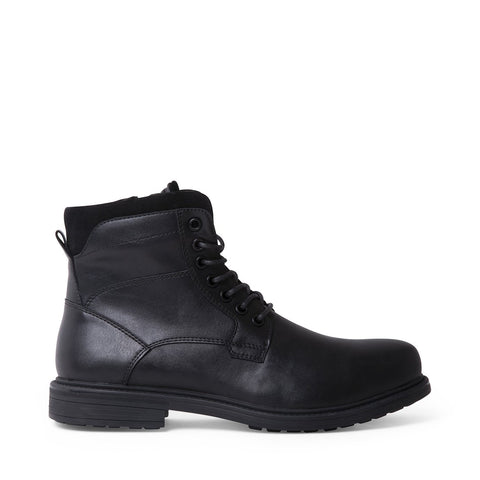 CAMDEN BLACK LEATHER