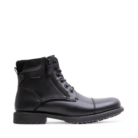 DINO BLACK LEATHER