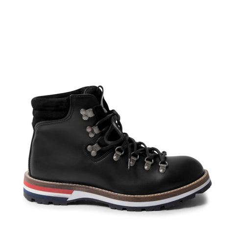 GUIMAR BLACK LEATHER