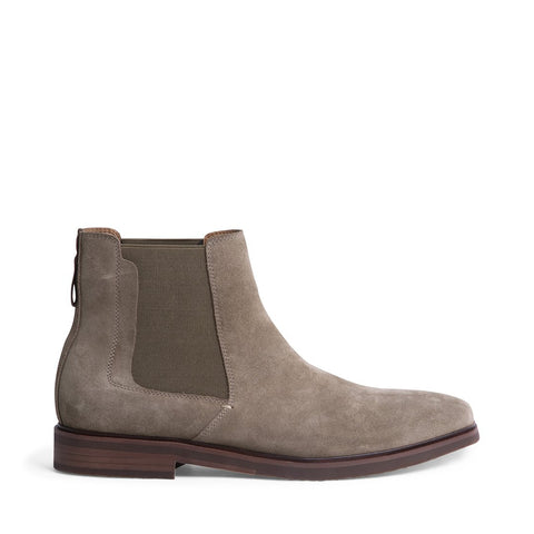 INSIDER TAUPE SUEDE