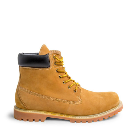 LINCOLNN YELLOW NUBUCK