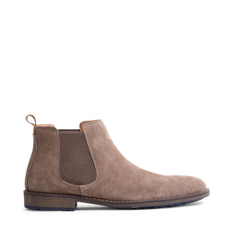 LINUS TAUPE SUEDE