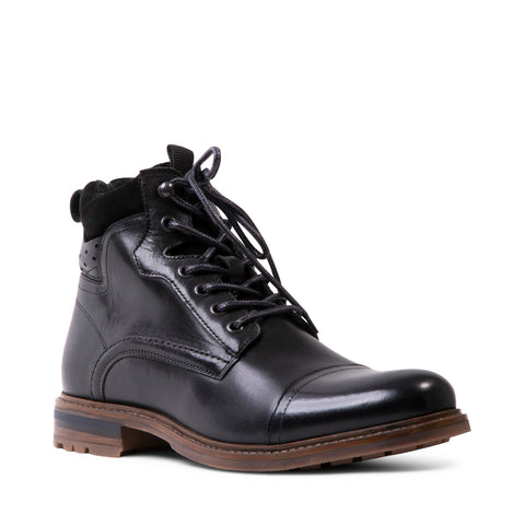 MAXX BLACK LEATHER
