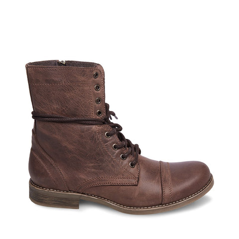 TROOPAH-C BROWN LEATHER
