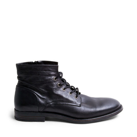 UNISONN BLACK LEATHER