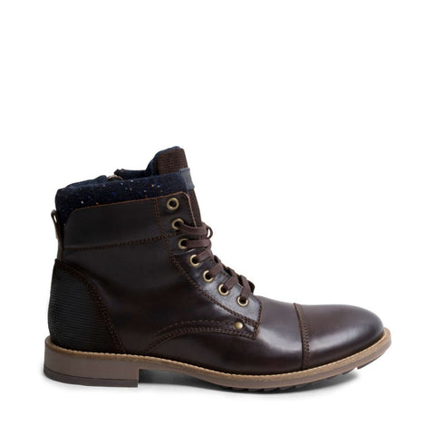 URIEL BROWN LEATHER