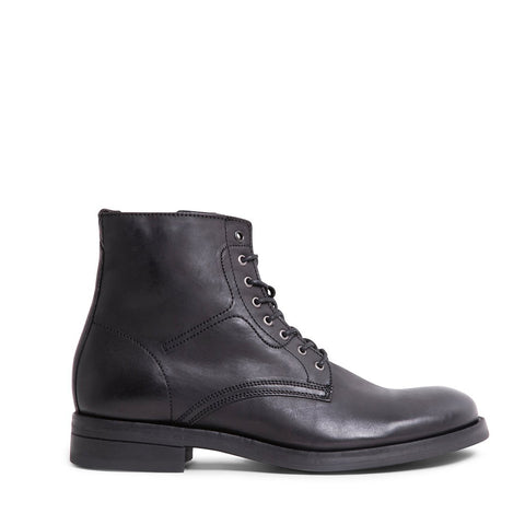 URRUTTI BLACK LEATHER