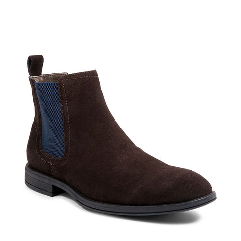 WAYNNE BROWN SUEDE