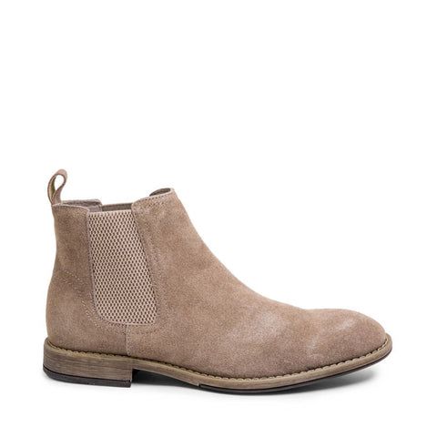 WAYNNE TAUPE SUEDE