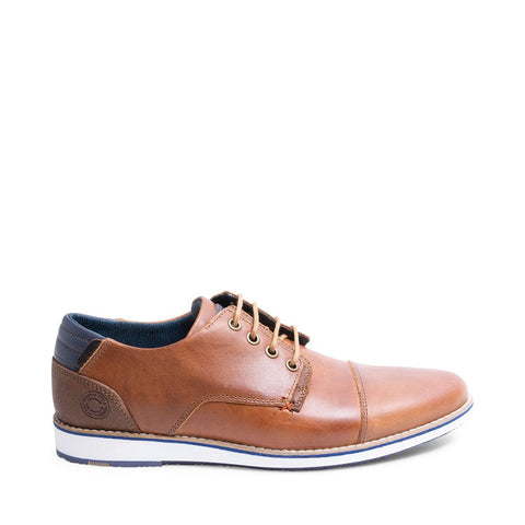 BARDO TAN LEATHER