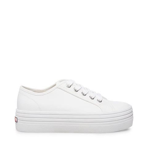 BOBBI30 WHITE LEATHER