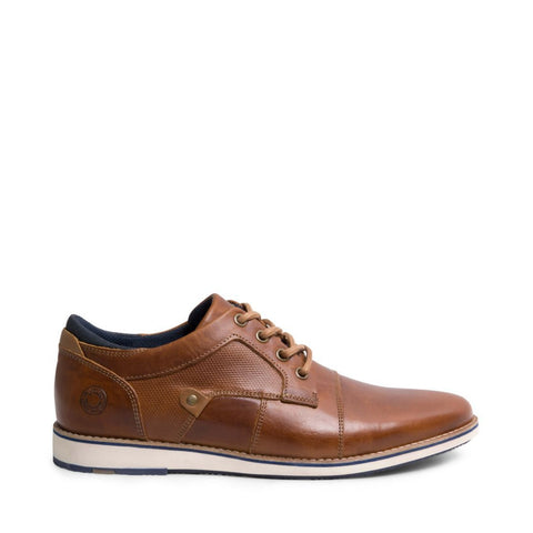 BRETT TAN LEATHER