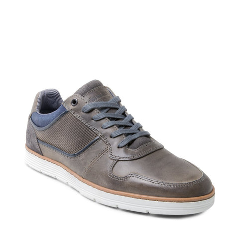 BRYCE GREY LEATHER