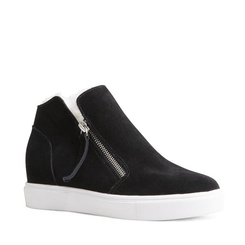 CALIBERF BLACK SUEDE