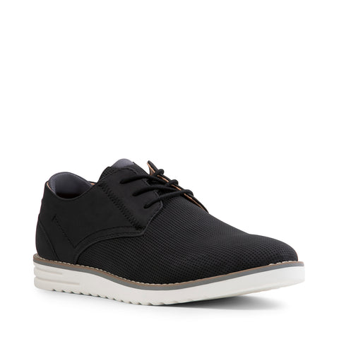 CAPTOR BLACK NUBUCK