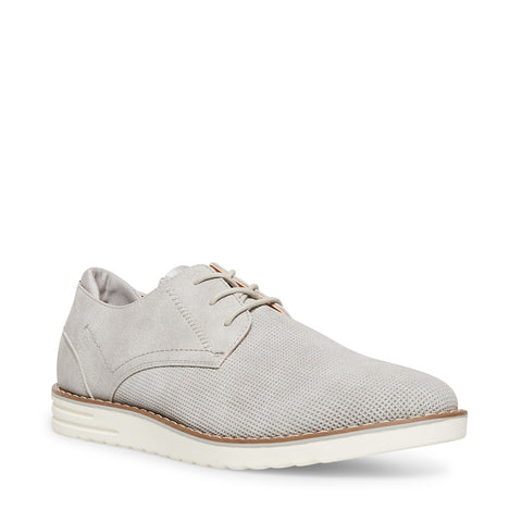 CAPTOR GREY NUBUCK