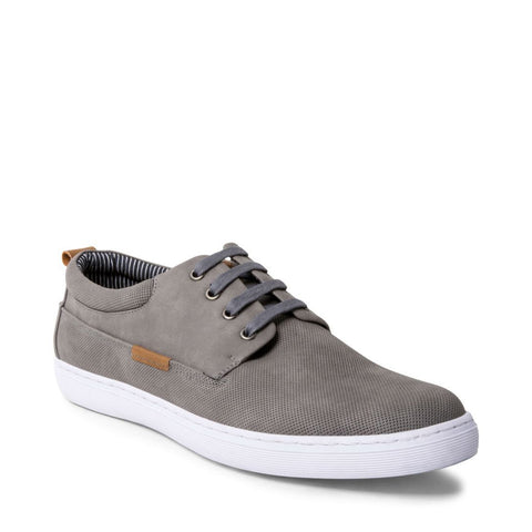 HALLIDAY GREY NUBUCK