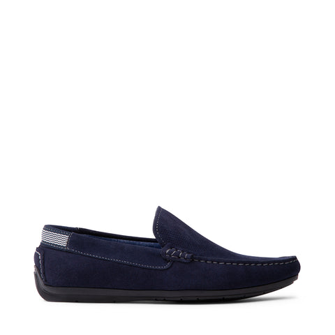 KITTS BLUE SUEDE